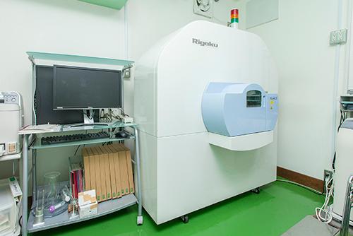 川口市の動物病院「どうぶつのセンター病院」の小動物用CT